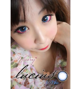 Lens Story 16.5mm - Lucius - Blue - Power