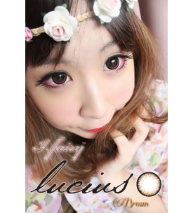 Lens Story 16.5mm - Lucius - Brown - Power