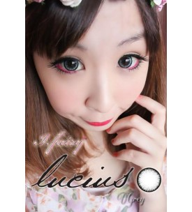 Lens Story 16.5mm - Lucius - Grey - Power