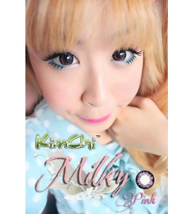 Lens Story 16.5mm - Milky - Pink