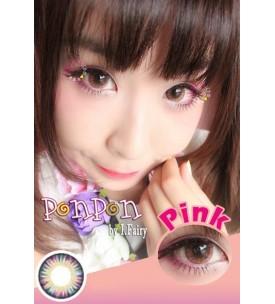 Lens Story 16.5mm - Pon Pon - Pink