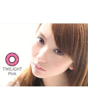 Lens Story 16.5mm - Twilight - Pink -Power
