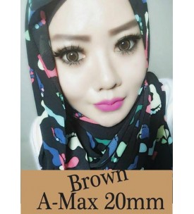 20mm A-max Brown