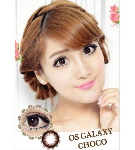 Barbie Lens 16.5mm - Choco - Galaxy Choco - Power