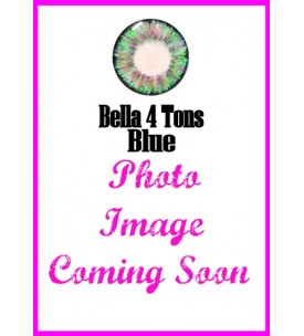 Barbie Lens 16.5mm - Bella 4 Tone - Blue
