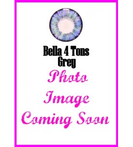 Barbie Lens 16.5mm - Bella 4 Tone - Grey