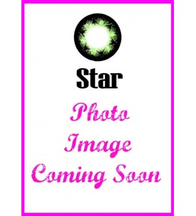 Barbie Lens 16.5mm - Star - Green