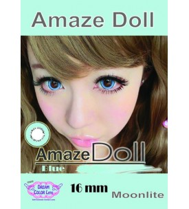 Western Eyes 16.5mm - Amazell Doll - Blue