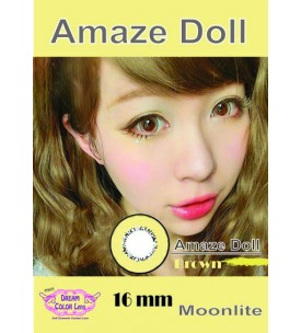 Western Eyes 16.5mm - Amazell Doll - Brown