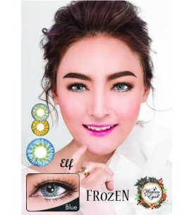 Western Eyes 16.5mm - Frozen - Blue
