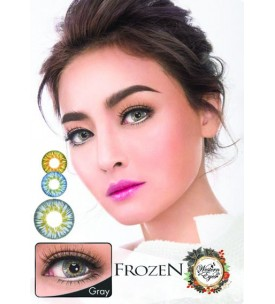 Western Eyes 16.5mm - Frozen - Grey- Power