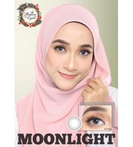 Western Eyes 16.5mm - Moonlight - Grey