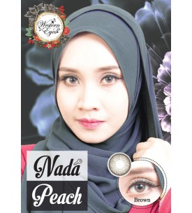 Western Eyes - Nada Peace - Brown - Power