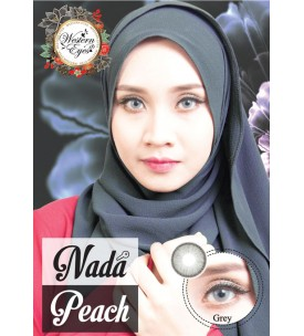 Western Eyes - Nada Peace - Grey - Power