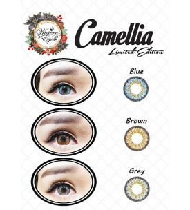 Western Eyes Limited Edition - Camellia - 0.00 Degree