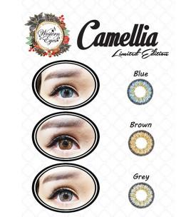 Western Eyes Limited Edition - Camellia - 0.00 Degree