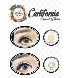 Western Eyes Limited Edition - Carlifornia - 0.00 Degree