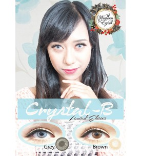 Western Eyes Limited Edition - Crystal - 0.00 Degree