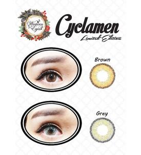 Western Eyes Limited Edition - Cyclamen - 0.00 Degree