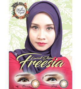 Western Eyes Limited Edition - Freesia - 0.00 Degree