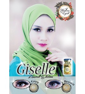 Western Eyes Limited Edition - Giselle - 0.00 Degree