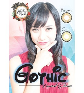 Western Eyes Limited Edition - Gothic - 0.00 Degree