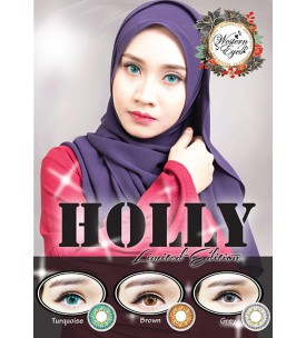 Western Eyes Limited Edition - Holly - 0.00 Degree