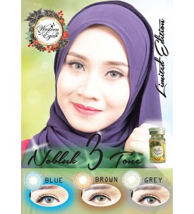 Western Eyes Limited Edition - Nobluk 3Tone - 0.00 Degree