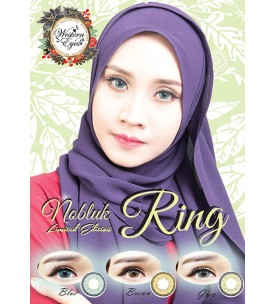 Western Eyes Limited Edition - Nobluk Ring - 0.00 Degree