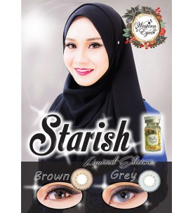 Western Eyes Limited Edition - Starish - 0.00 Degree