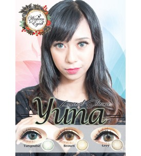 Western Eyes Limited Edition - Yuna 3Tone - 0.00 Degree