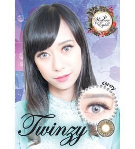 Western Eyes - Twinzy - Grey