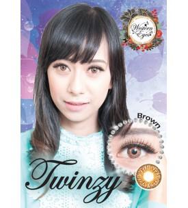 Western Eyes - Twinzy - Brown