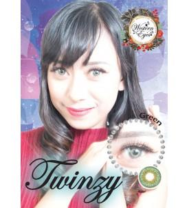 Western Eyes - Twinzy - Green