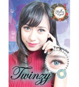 Western Eyes - Twinzy - Turqouise