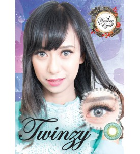 Western Eyes - Twinzy - Blue