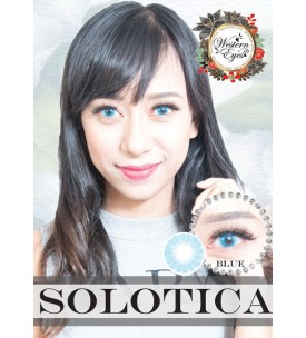 Western Eyes - Solotica - Blue