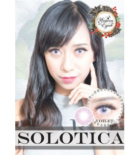 Western Eyes - Solotica - Voilet