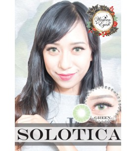 Western Eyes - Solotica - Green