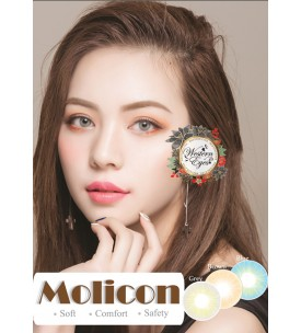 Western Eyes Limited Edition - Molicon - 0.00 Degree