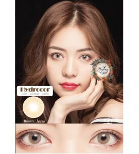 Western Eyes - Hydrocor - Brown - Power