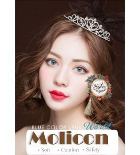 Western Eyes - Molicon Hydrocor - Blue (Marine Aqua) - Power