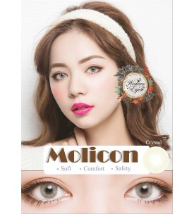 Western Eyes - Molicon Hydrocor - Crystal (Silver) - Power