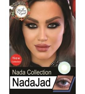 Western Eyes - Nada Collection - Nada Jad