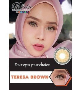 Barbie Lens 16.5mm - Teresa - Brown - Power