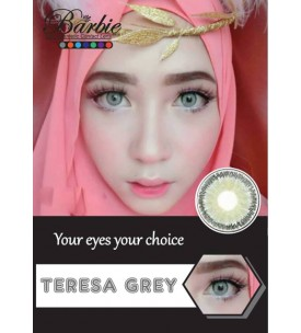 Barbie Lens 16.5mm - Teresa - Grey - Power