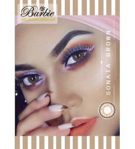 Barbie Lens 16.5mm - Sonata - Brown - Power