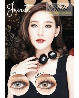 Western Eyes - Jenet - Brown