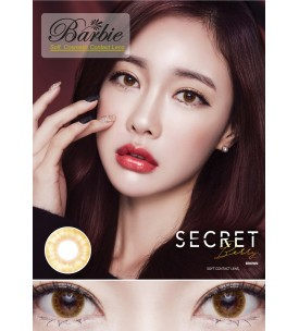 Barbie Lens 14.2mm - Secret Berry - Brown - Power