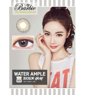 Barbie Lens 14.2mm - Water Ample 3 Tone - Grey - Power